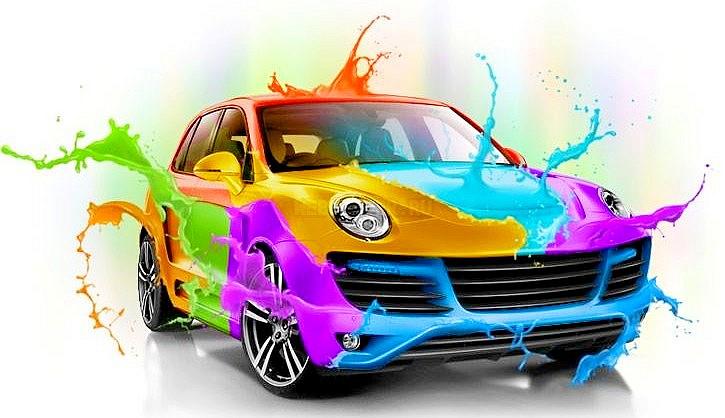 фарба для авто