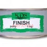 KDS Шпатлівка finish  putty  1.0кг Чехія (шт.)